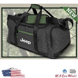 Jeep Reisetasche - Sporttasche - mit gesticktem Jeep Logo