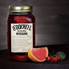 O'Donnell Moonshine Bitter Rose (25% vol.) - 700ml