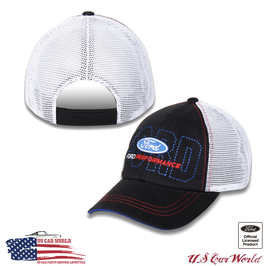 Ford Performance Basecap - Ford Blue Oval - Mesh