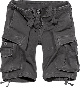 Brandit Vintage Classic Shorts - Cargo Shorts - Anthracite (5)