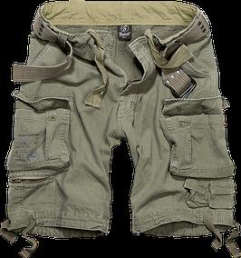 Brandit Savage Shorts - Cargo Shorts - Oliv (1)