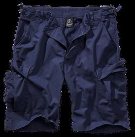 Brandit BDU Ripstop Shorts - Cargo Shorts - Navy (8)