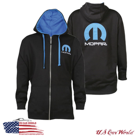 MOPAR Hoody - MOPAR Kapuzenjacke - Sweatshirt - Mopar Logo