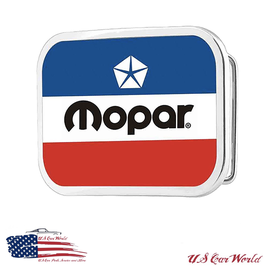 Mopar Buckle - Mopar Gürtelschnalle - Mopar Classic Logo Style