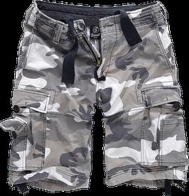 Brandit Vintage Classic Shorts - Cargo Shorts - Urban (15)