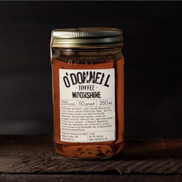 O'Donnell Moonshine Toffee (25% vol.) - 350ml