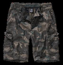 Brandit TY Shorts - Cargo Shorts - Darkcamo (4)