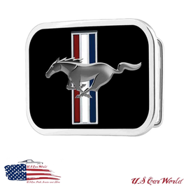 Ford Mustang Gürtelschnalle - Buckle - Mustang Tribar