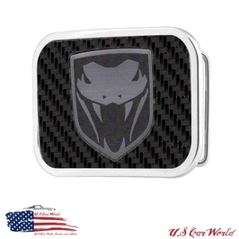 Dodge Viper Buckle Carbon - Gürtelschnalle