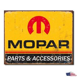 """#1315 - Mopar Blechschild """"Mopar Logo '64-71"""""""