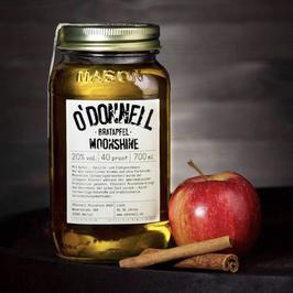 O'Donnell Moonshine Bratapfel (20% vol.) - 700ml