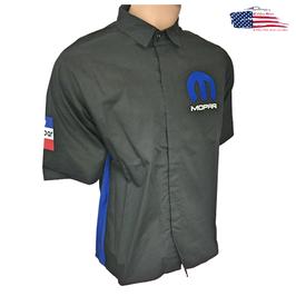 Mopar Pit Crew Shirt - MOPAR Mechanikerhemd - MOPAR Hemd - SALE