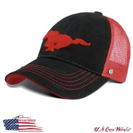 Ford Mustang Basecap - Mustang Trucker Cap - lizensiert
