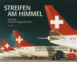 STREIFEN AM HIMMEL – former Swiss airlines