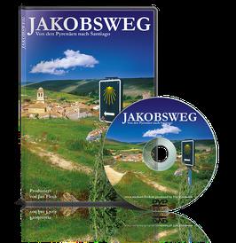 DVD: Jakobsweg - Von den Pyrenäen nach Santiago