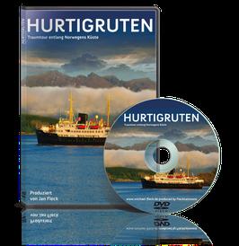 DVD: Hurtigruten - Traumtour entlang Norwegens Küste