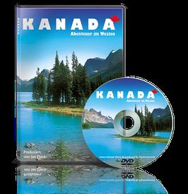 DVD: Kanada - Abenteuer im Westen