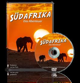 DVD: Südafrika - Das Abenteuer