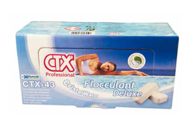 Floculant cartouches CTX 43