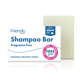 Shampoo Bar - Fragrance Free