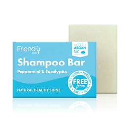 Shampoo Bar - Peppermint & Eucalyptus
