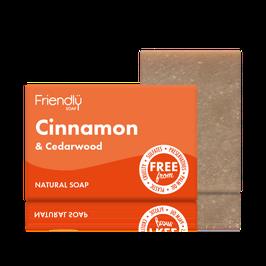 Cinnamon & Cedarwood Soap