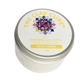 The Natural Tooth Powder with Sweet Fennel 70g