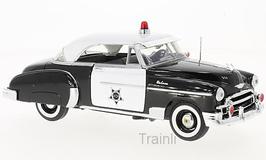 Art.Nr. 16.474 Chervolet Bel Air Police schwarz weiss