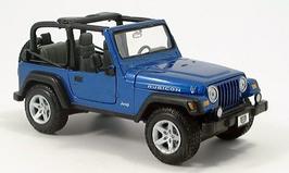 Art.Nr. 16.489 Jeep Wrangler Rubicon metallic blau