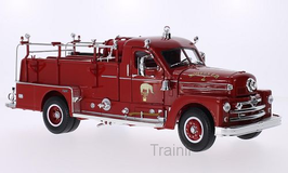 Art.Nr. 16.367 Seagrave Model 750, Somers Fire Dept., 1958