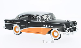 Art.Nr. 16.369 Buick Century, matt-schwarz/orange, Harley-Davidson , 1955