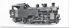 LGB 26271 Zahnraddampflok HG 4/4 Modell im Zustand der Ablieferung durch die  SLM Winterthur im Jahre 1923.