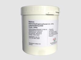 Natron-Natriumhydrogencarbonat (min. 99%)