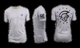 Tee Shirt HARD SPORT Grey
