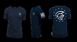 Tee Shirt HARD SPORT Navy