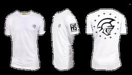 Tee Shirt HARD SPORT White