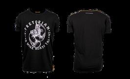 Tee shirt GLOVES Black