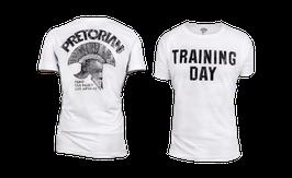 Tee Shirt TRAINING DAY White