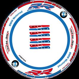 PVM WHEEL SET mit Speichen BMW Motorrad (HP Race)