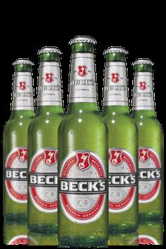 BECK'S BIRRA CL. 33 BOTT X 24