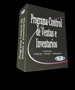 Programa Control de Ventas e Inventarios