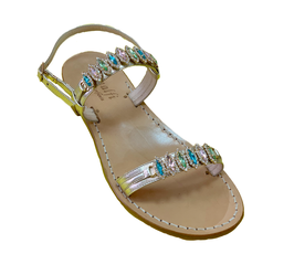 Multicolor Jewel Sandal