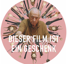 Edition / DVD: Spoerri (Daniel Spoerri - Dieser Film ist ein Geschenk) 2018.