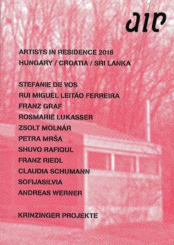air 2018 (De Vos , Ferreira, Franz Graf, Lukasser, Molnár, Mrša, Rafqul, Riedl, Schumann, SofjaSilvia, Werner) 2019.
