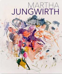 Jungwirth (Martha Jungwirth - Ausstellung in der ALBERTINA) 2018.