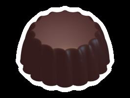 Moule chocolat bonbon canelé