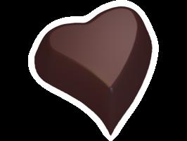 Moule chocolat bonbon coeur