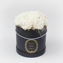 Rosenbox mit 10 Rosen