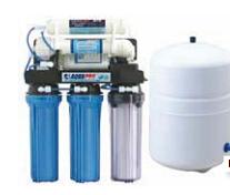 Osmoseur avec Pompe Booster 5 Niveaux - Aquapur