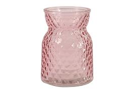 Countryfield Vase/Windlicht rosa